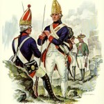 Hessians were encouraged to settle with German Americans