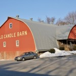 The Old Candle Barn in Intercourse, PA