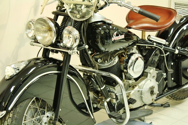 Antique Automobile Club of America Museum, Hershey PA – Indian Nation: The Indian Motorcycle and America