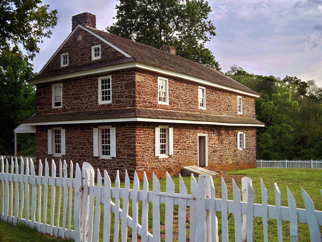 Daniel Boone Homestead - Berks County, PA