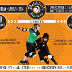 Dutchland Derby Rollers get down to business
