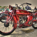 Vintage Indian motorcycle exhibit to open at Antique Automobile Club of America Museum