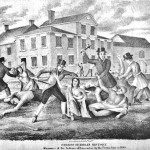 Paxton Boys Massacre of Conestoga Indians in 1763