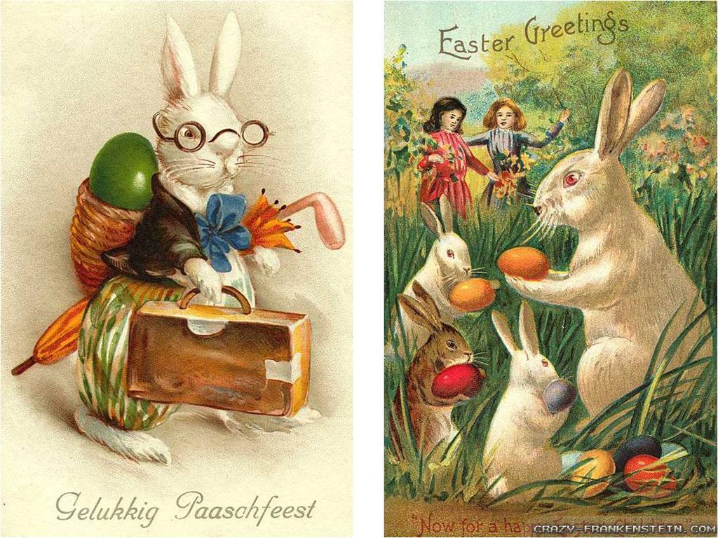 Oschter Haws (Easter Bunny)