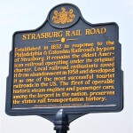 Strasburg Railroad Historical Marker