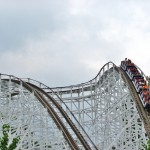 VIDEO | Hersheypark – Comet Roller Coaster POV