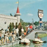Dutch Wonderland Vintage Postcards