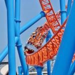 VIDEO | Hersheypark's Fahrenheit Roller Coaster POV