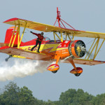 Wing walker among new acts booked for Sands Lehigh Valley Airshow