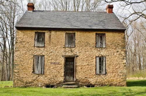 Landis House - Susquehannock State Park