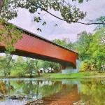 Wertz Bridge, Berks County, PA.