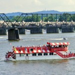 High river levels extend Pride of the Susquehanna trips