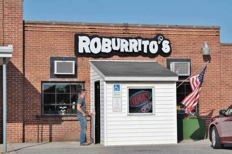 Roburrito's young hip crowd offers a cool vibe in York and Lancaster
