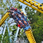 VIDEO | Skyrush Coaster in Hershey Park, PA