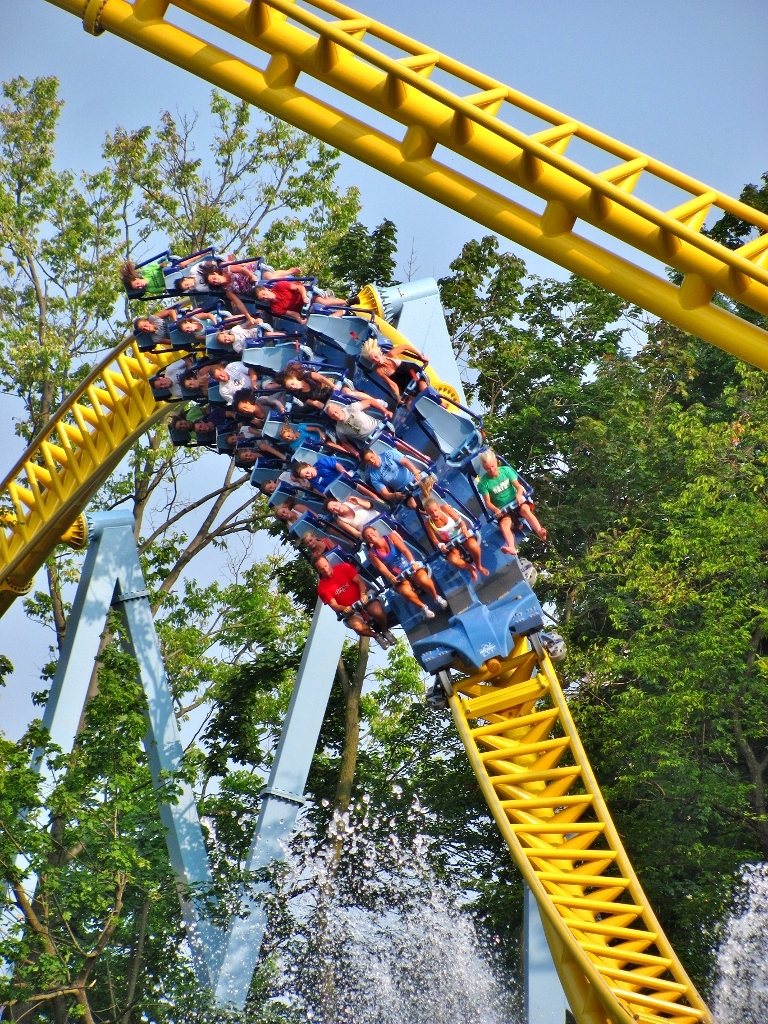 Video Skyrush Coaster In Hershey Park Pa Visit Pa Dutch Country