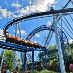 Hersheypark – SooperDooperLooper Roller Coaster POV