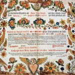 Three upcoming Pennsylvania Dutch Fraktur related exhibits