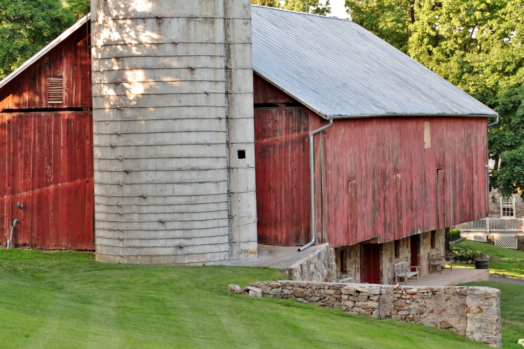 Old Barn in York County, Pennsylvania