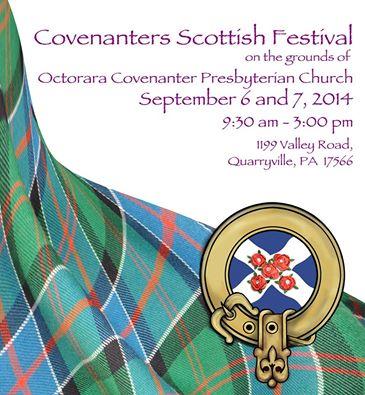 Covenanter Scottish Festival