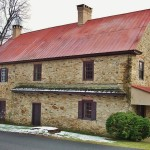 Historic Keim Homestead, history tinged with intrigue