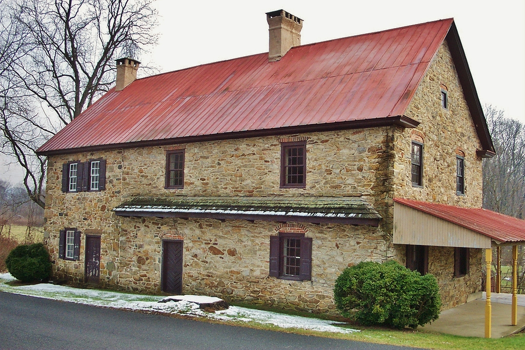 Historic Keim Homestead - Berks County, PA