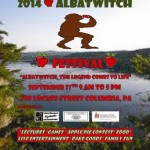Columbia's first Albatwitch Festival remembers the apple-snatching creature of local lore