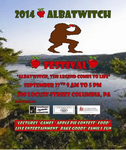 Albatwitch Festival - Columbia, PA