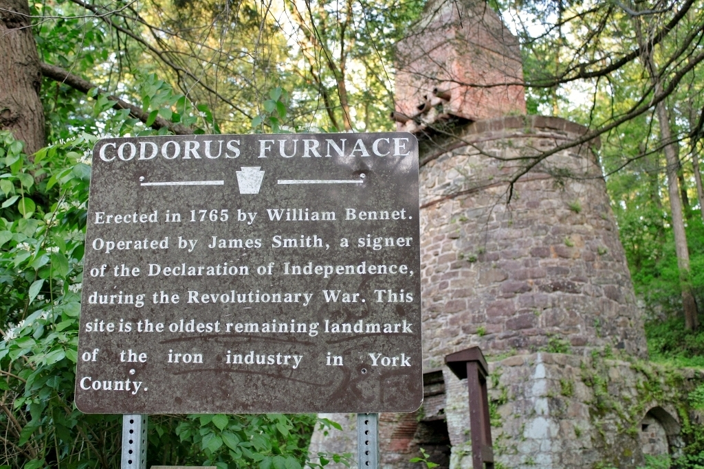 Codorus Furnace - York County, PA