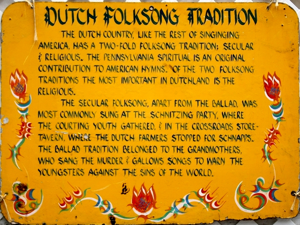 A website dedicated to the documentation of the Pennsylvania Dutch language