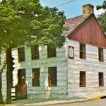 Barnett Bobb Log House - York, PA