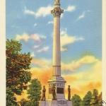 Penn Park, York PA Vintage Postcard