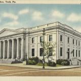 U.S. Post Office Building - York, PA
