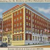 YMCA Building - York, PA