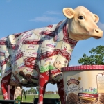 PHOTOS | Turkey Hill Giant Mobile Ice Cream Cow
