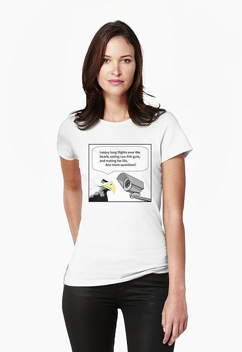 Eagle Cam Shirt by visitpadutchcountry.com