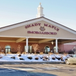 Shady Maple Smorgasbord draws 1.4 million customers annually