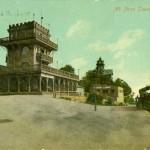 Vintage Postcard Mt. Penn Tower, Reading PA
