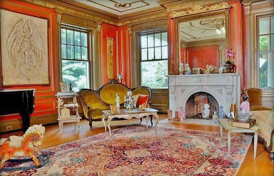 Brockie Mansion York Pennsylvania