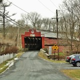 PHOTOS | Dreibelbis Station Covered Bridge – Berks County, PA
