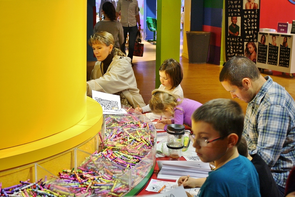 The Crayola Experience - Easton, PA