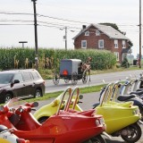 PHOTOS | Strasburg Scooters Covered Bridge Tour