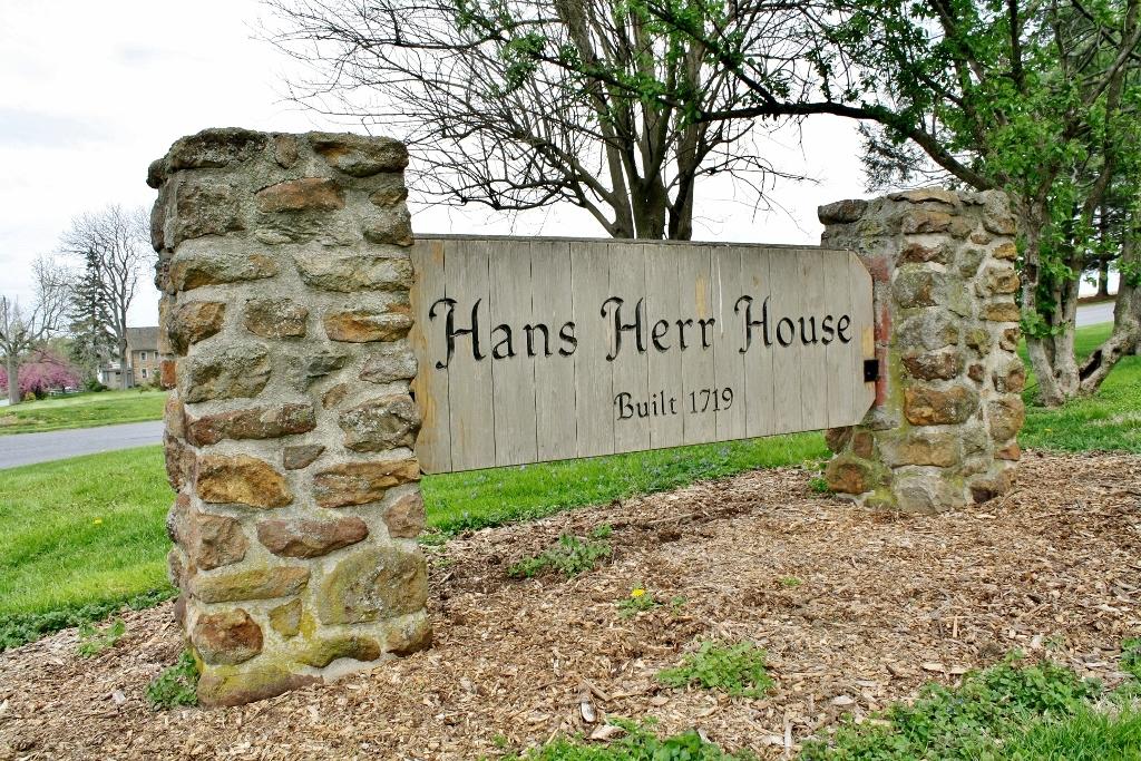 Hans Herr House - Willow Street, PA